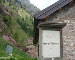 Pian De fontana - Parco Nazionale Dolomiti Bellunesi