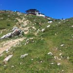 Dolomiti di Zoldo - Rifugio Tissi