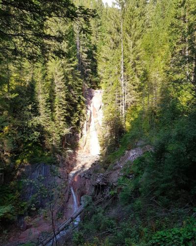 Cascate Barezze - Sentiero geologico Falcade